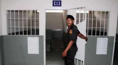 17 Napi Rutan Palembang Kabur, 8 Berhasil Ditangkap