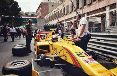 Dipanggil Masuk Pit Stop, Sean Gelael Justru Gagal Raih Poin di F2 2017 Seri Monaco