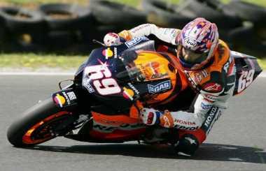 Honda dan Valentino Rossi Superior, Nicky Hayden Tidak Peduli