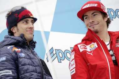 Sanjungan Andrea Dovizioso untuk Mendiang Nicky Hayden
