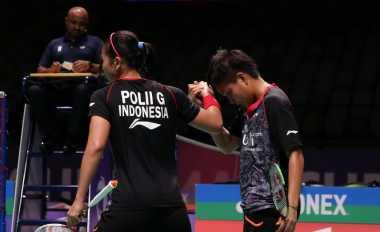 Ingin Perkuat Tim Piala Sudirman 2019, Apriani Rahayu Siap Balaskan Dendam Indonesia