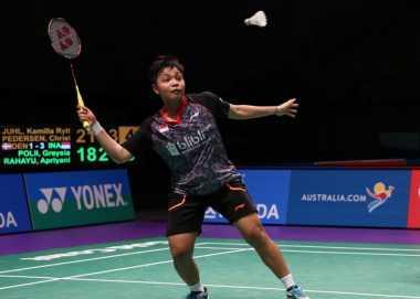 Indonesia Terhenti di Fase Grup Piala Sudirman 2017, Apriani: Kegagalan Jadi Motivasi untuk Belajar!