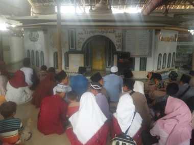 Jelang Ramadan, Makam Pangeran Jaga Lautan Dibanjiri Peziarah!