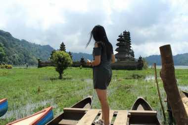 Pesona Tiada Tara Danau Tamblingan Bali
