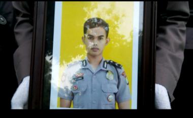 Sosok Imam Gilang Adinata Polisi Korban Teror Bom Kampung Melayu di Mata Keluarga