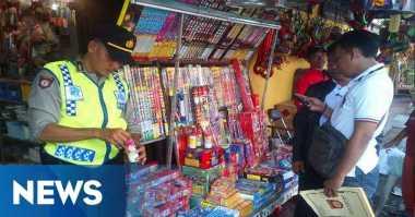Selama Ramadan Polisi Awasi Kampung Petasan di Demak