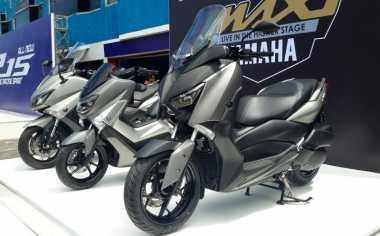 Kurang dari 24 Jam, 1.000 Yamaha XMax Sudah Dipesan