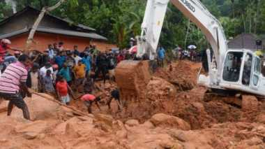 Korban Banjir Sri Lanka Melonjak Jadi 92, Ratusan Dinyatakan Hilang
