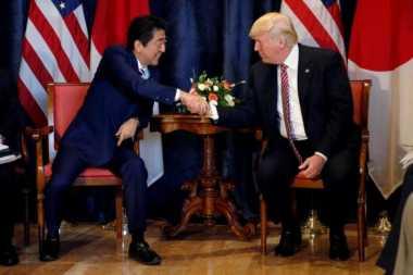 AS dan Jepang Sepakat Perluas Sanksi untuk Korut