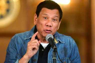 Beri Semangat Militer, Duterte Nyatakan Bertanggung Jawab jika Tentaranya 'Perkosa' Tiga Perempuan