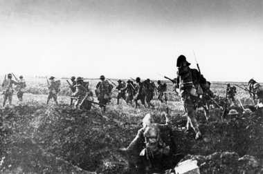 HISTORIPEDIA: Serangan Pertama Tentara AS Raih Kemenangan dari Jerman di Masa PD I