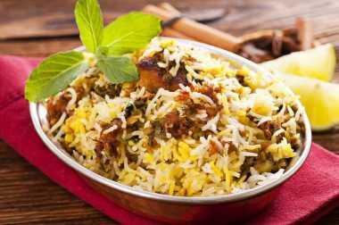 SAHUR YUK: Lezatnya Nasi Briyani Khas India