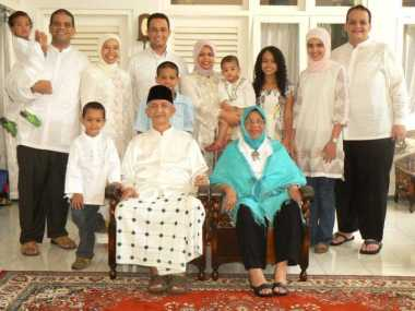 TOP NEWS (8): Almarhum Ridwan Baswedan Setia Dampingi Anies Selama Kampanye Pilkada DKI