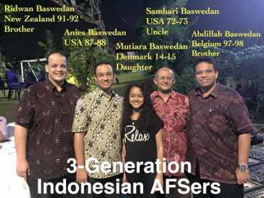 Ridwan Baswedan, Adik Anies Baswedan Akan Dimakamkan di TPU Tanah Kusir