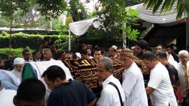 Jenazah Ridwan, Adik Anies Baswedan Disalatkan di Masjid Al-Azhar