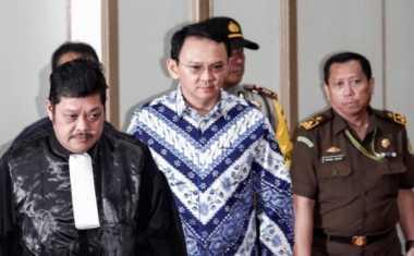 Resmi Ditetapkan, Ini Daftar Hakim Pengadilan Tinggi Jakarta untuk Sidang Banding Ahok