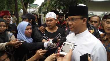 Anies Baswedan: Pihak Keluarga Sudah Mengikhlaskan Ridwan