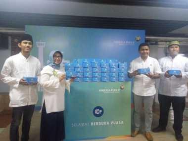 Bandara Soetta Sediakan 141 Ribu Boks Takjil Selama Ramadan