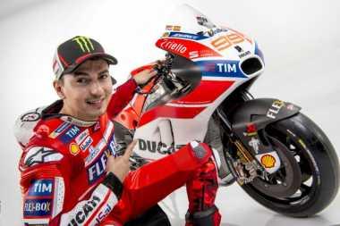 Jelang Balapan di Mugello, Lorenzo Bertekad Jadi Pembalap Terbaik Ducati