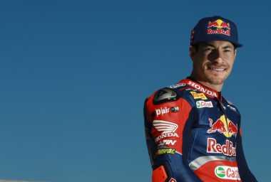 Tim Honda WSBK Berikan Tribut kepada Hayden pada Seri Keenam di Sirkuit Donington Park