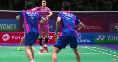 Partai Ketiga, Korea Unggul 2-1 Atas Thailand di Semifinal Piala Sudirman 2017