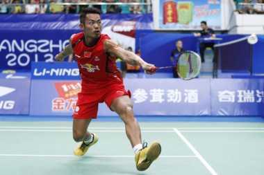 Lin Dan Taklukkan Kenta, Skor 1-1 di Semifinal Piala Sudirman 2017