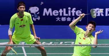 Partai Ketiga Piala Sudirman 2017, China Unggul 2-1 dari Jepang