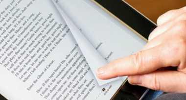 E-Book Bisa Tingkatkan Minat Baca