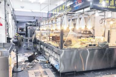 Tidak Terima dengan Nominal di Bon, Pelanggan Rusak Restoran