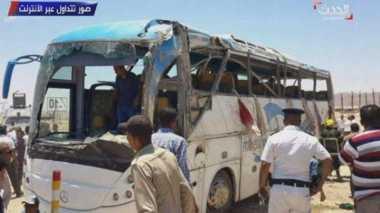 TOP NEWS (8): Tragedi Penembakan di Mesir Tewaskan 28 Warga Sipil, Ini Sikap Pemerintah Indonesia