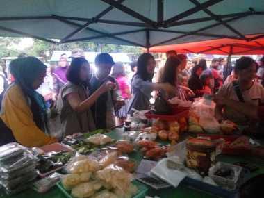 Wow, Kawasan Pasar Lama Tangerang Masih Jadi Lokasi Favorit Berburu Takjil!