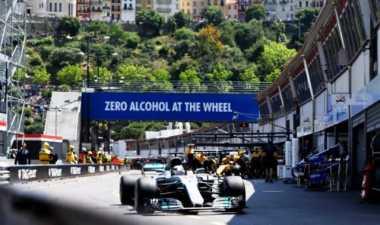 Start dari Posisi 13 di GP Monaco, Ini Komentar Hamilton