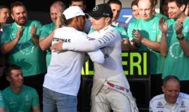 Raih Hasil yang Lebih Baik di Kualifikasi GP Monaco, Hamilton Puji Bottas