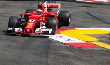 F1 GP Monaco: Duo Ferrari Masih Terdepan di Lap Pertama