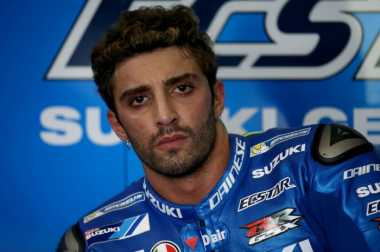Pengereman Jadi Masalah Utama Iannone di Le Mans
