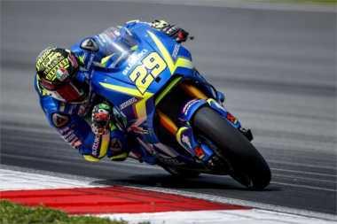 Gagal Total di Le Mans, Iannone Masih Percaya dengan Suzuki