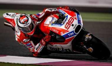 Jelang Balapan di MotoGP Italia, Ini Target Lorenzo