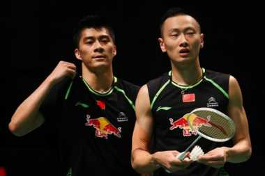 Sengit, China vs Korea Selatan Masih Imbang 1-1 di Final Piala Sudirman