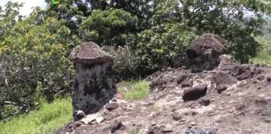 Wisata Batu Manten Gunung Taruwongso, Bikin Jomblo Enteng Jodoh