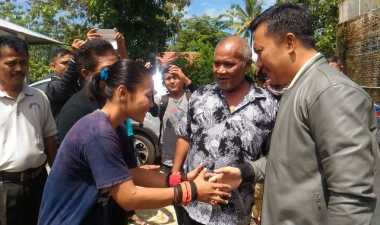 Menpora Janjikan Sandra sang 'Atlet Juara Asia Pengumpul Receh' Dapat Beasiswa Masuk PTN