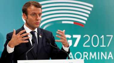 Presiden Prancis: Masalah Dunia Tidak Selesai Tanpa Rusia