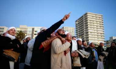 Menanti Maan Kykers di Afsel, Penentu Awal Ramadan & Idul Fitri