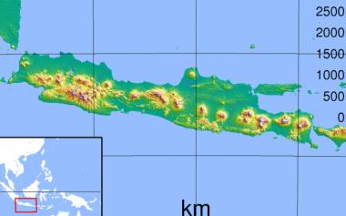 TOP FILES: Wah! Ternyata Begini Awal Mula Terbentuknya Pulau Jawa