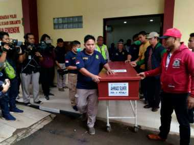 Dua Jenazah Bomber Kampung Melayu Dimakamkan di TPU Pondok Ranggon