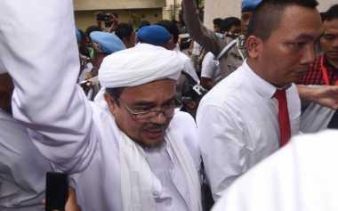 Habib Rizieq Tersangka, Keluarga Pasrah karena Tiap Perjuangan Berisiko