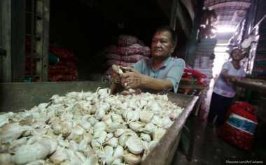 Harga Terus Melambung, Pemerintah Kalbar Siap Gelontorkan 60 Ton Bawang Putih