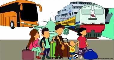 Jumlah Pemudik di Pelabuhan Sampit Diprediksi Turun 10 Persen