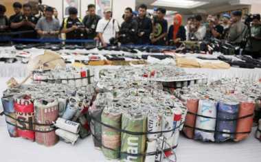 Nah Loh, Main Petasan di Medan saat Bulan Ramadan Bakal Ditangkap Polisi