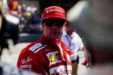 Gagal Pertahankan Posisi Terdepan, Kimi Raikkonen Dibuat Speechless