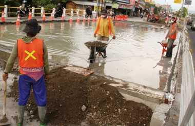 Catat! Perbaikan Jembatan Sorogenen Yogyakarta Ditarget Selesai Lebih Cepat